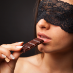 How to make love to a man with chocolate?