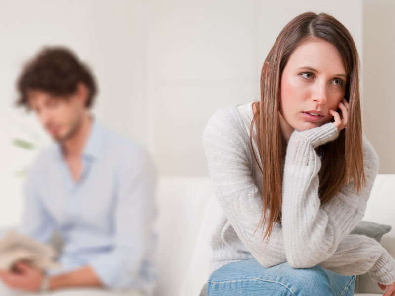 relationship crisis due to infidelity