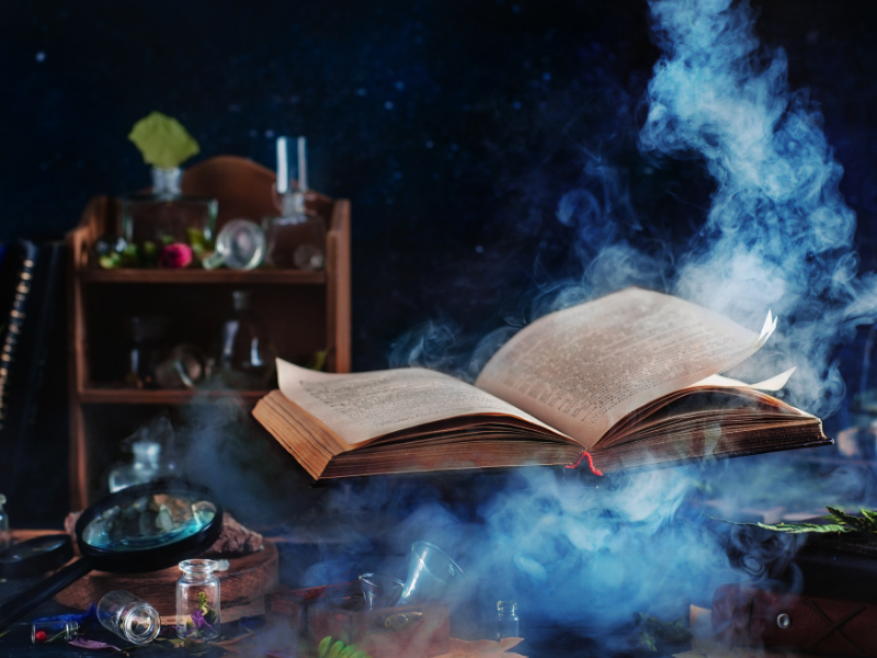 spells that only work in summer