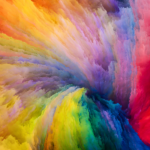 the colors that give luck and favor leo