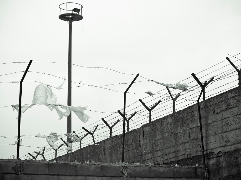 the meaning of dreaming of a prison