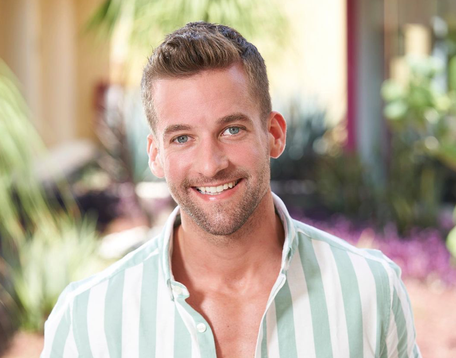 who is connor brennan from 22bachelor in paradise 202122